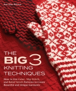 The Big 3 Knitting Techniques: How to Use Color, Slip Stitch